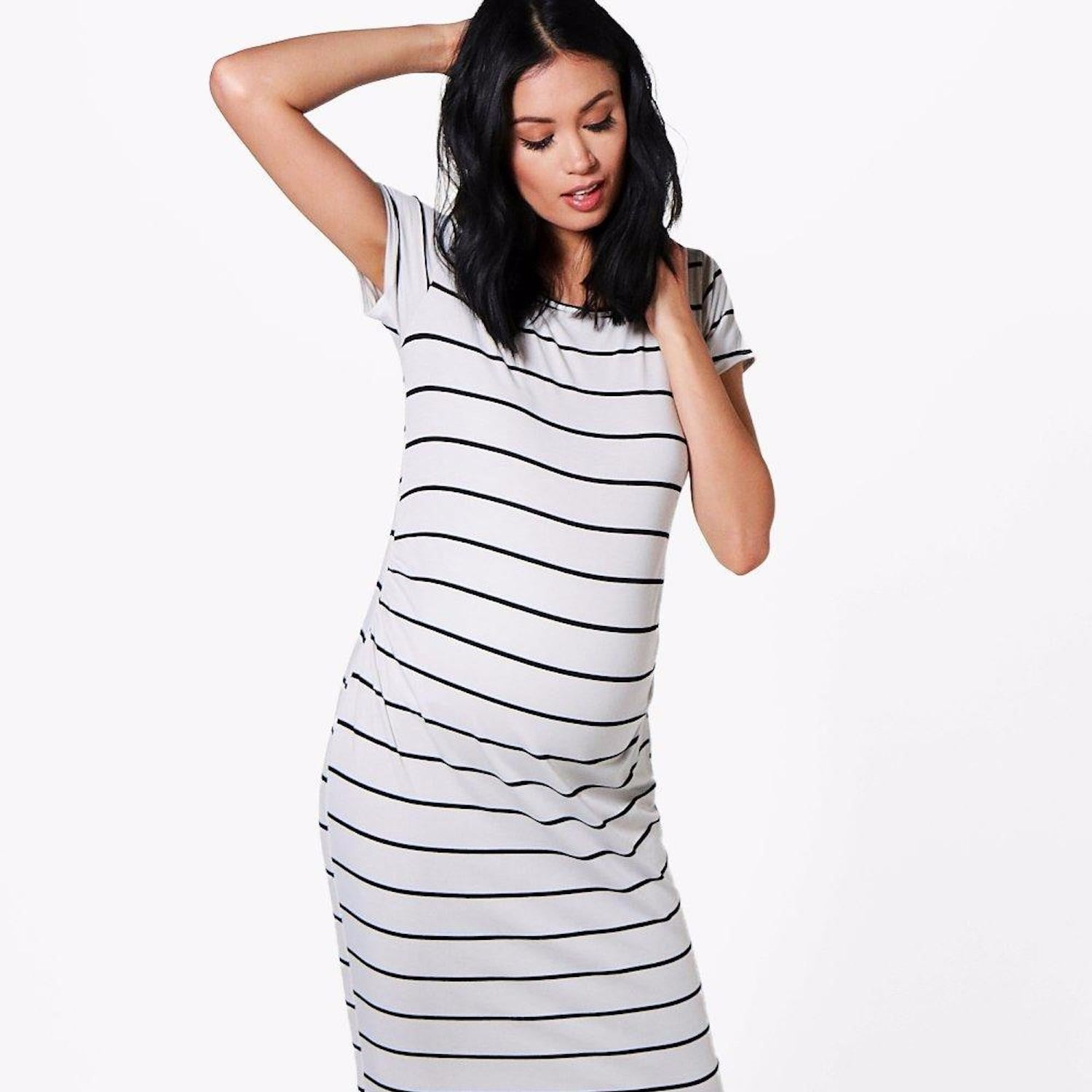 Cute Maternity Clothes From Boohoo Popsugar Family
