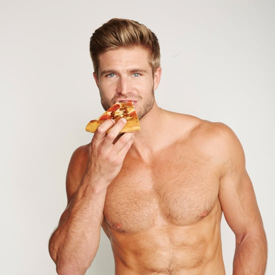 Hot Guys Eating Pizza