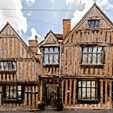 James & Lily Potter's Home from Harry Potter — Lavenham, United Kingdom