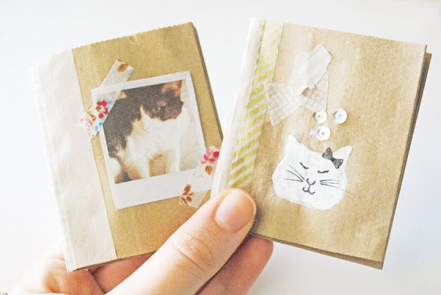 Paper-Bag Booklets