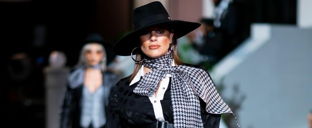 Ashley Graham at Fashion Week Spring 2020