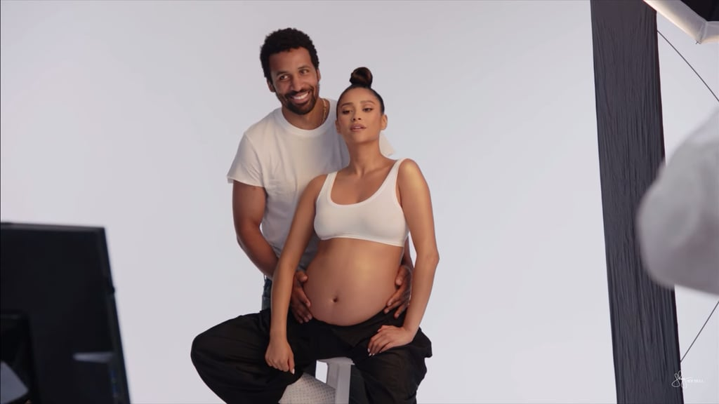 Shay Mitchell Pregnancy Pictures