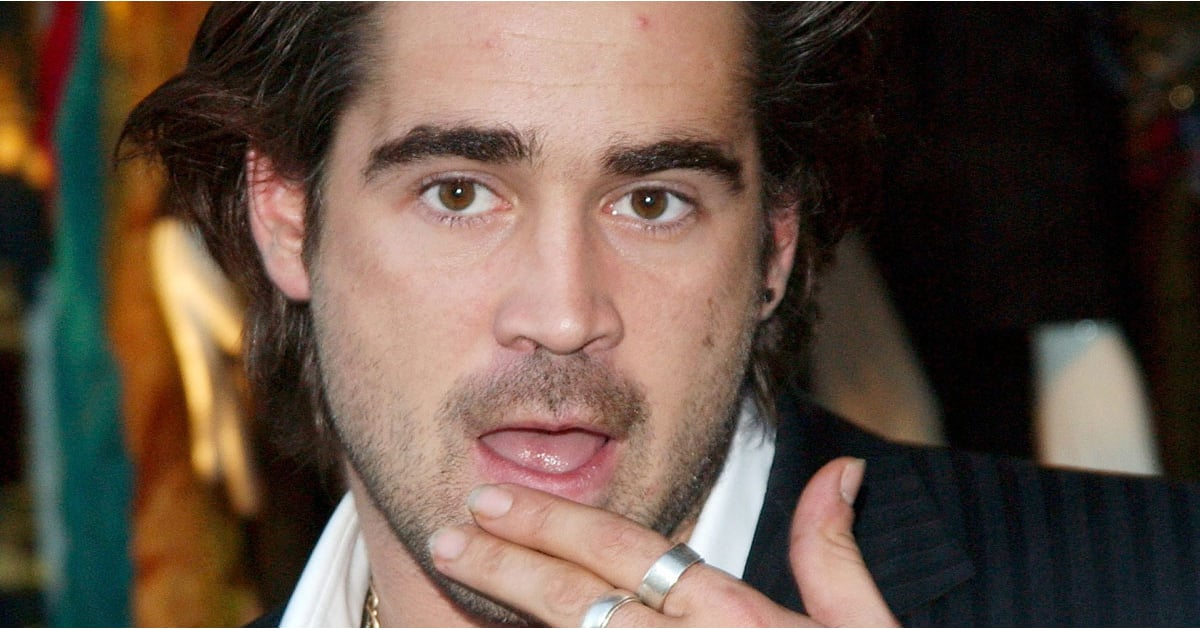 Old Colin Farrell Phot...