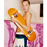 Daria Werbowy for Celine, by Juergen Teller