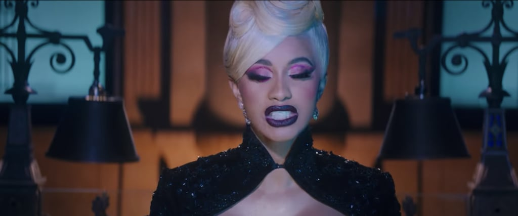 Cardi B's 'Money' Music Video Makeup