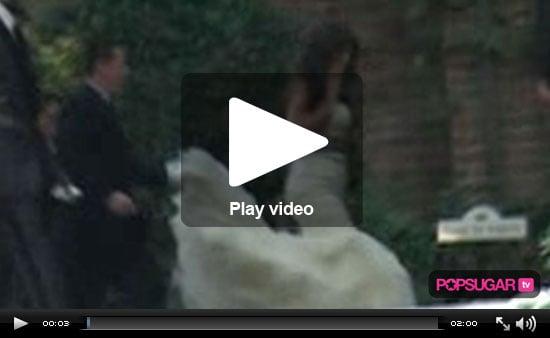 Khloe and Lamar's Wedding Video, Matt Damon's Faux Freakout, and Hugh Jackman's Rude Interruption!