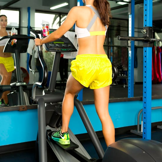 Elliptical and Treadmill 45-Minute Workout