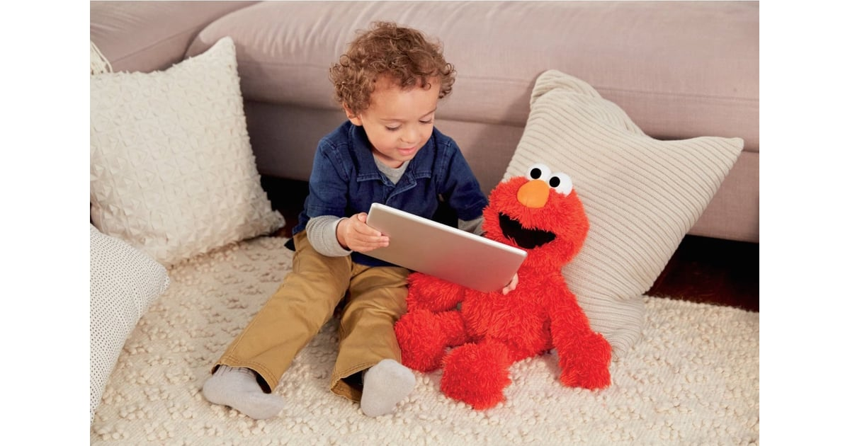 Sesame Street Toys For Toddlers : For year olds playskool sesame street love learn elmo