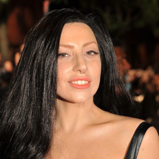 Lady Gaga Hair and Makeup at VMAs 2013