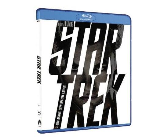 Star Trek 3 Disc Blu-Ray ($50)
