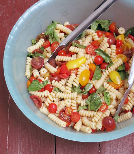 No-Cook Pasta Salad
