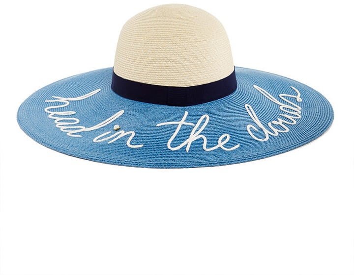 Eugenia Kim Head in the Clouds Floppy Brimmed Hat (£348)