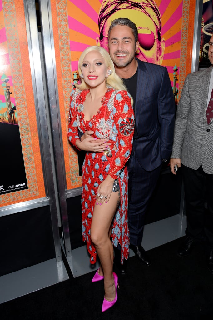 Lady Gaga's Dress at the Rock the Kasbah Premiere