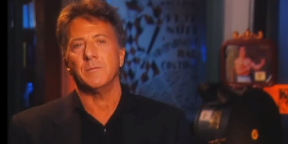 Video: What's Got Dustin Hoffman, Ryan Gosling, and More So Emotional?