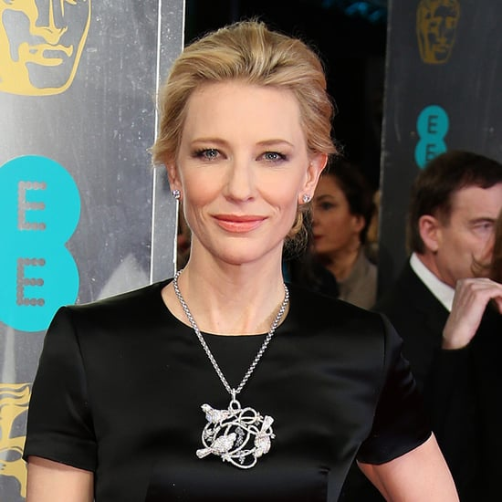 Celebrities on the Red Carpet at the BAFTAs 2014 | Pictures
