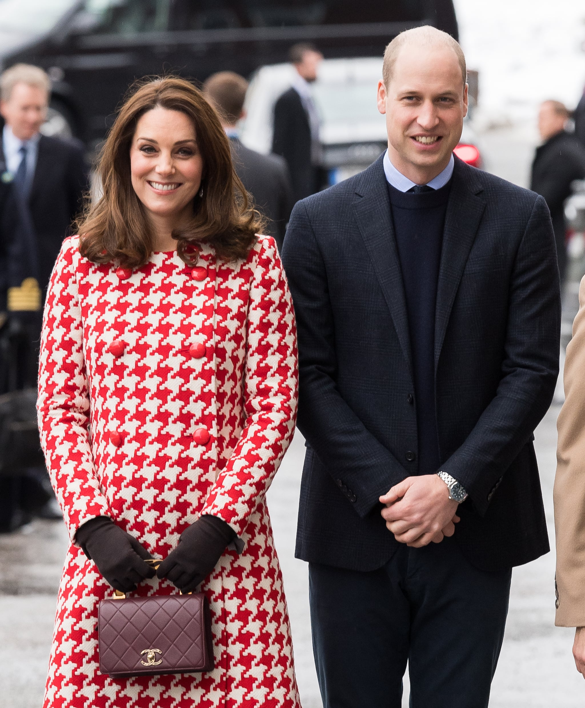 Kate Middleton Gives Birth to Third Child | POPSUGAR Celebrity UK