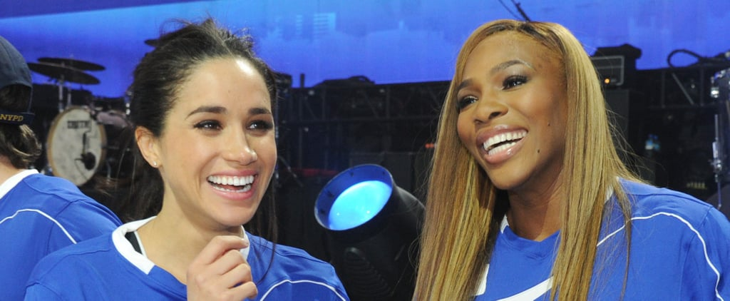 Serena Williams's Pregnancy Advice For Meghan Markle