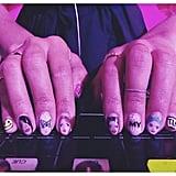 '90s Nail Art