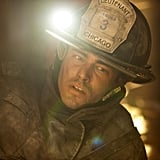 Taylor Kinney in Chicago Fire.