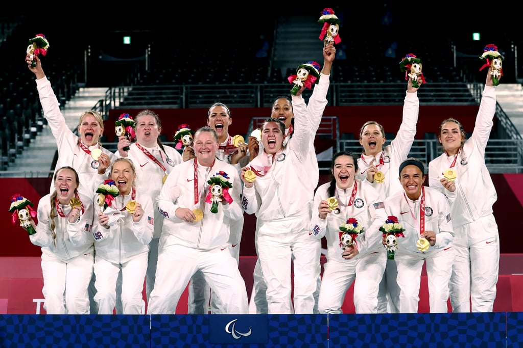 USA Women's Sitting Volleyball Team Wins Paralympic Gold