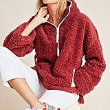 Annette Sherpa Pullover