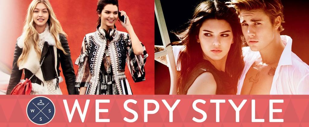 Gigi Hadid on We Spy Style