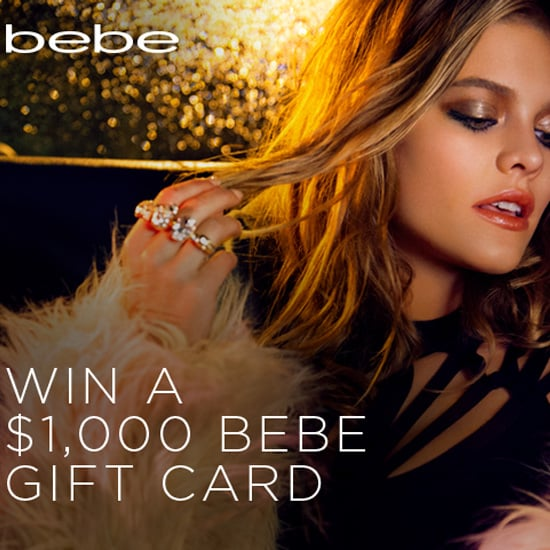 Tell Us Which Looks You Love and You Could Win a  $1,000 bebe Gift Card