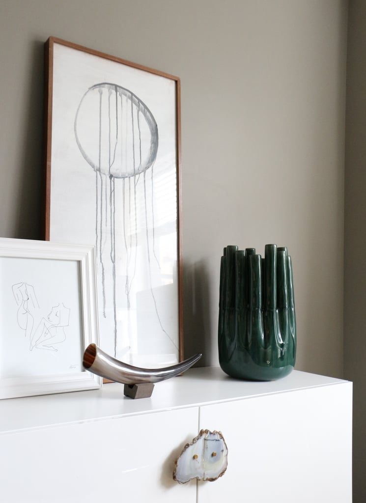 A Simple Yet Glamorous Ikea Besta Shelf Hack Popsugar