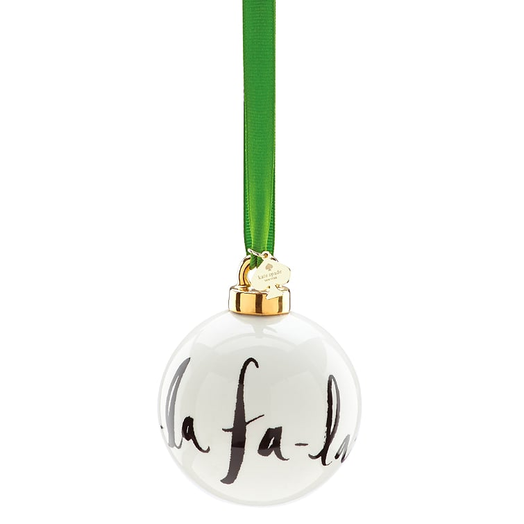 An Ornament | Drew Barrymore\'s Holiday Gift Guide 2014 | POPSUGAR ...