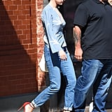 Selena Gomez's Shoes Make Her the Modern Day Dorothy of NYC