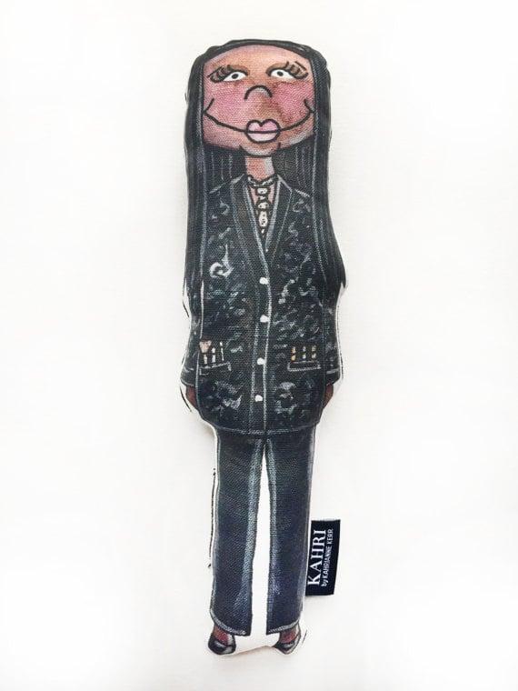 Pat McGrath Doll