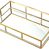 Gold Mirror Tray