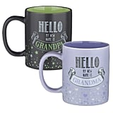 For the Coffe- or Tea-Drinking Grandma and Grandpa: Grandparent Mugs