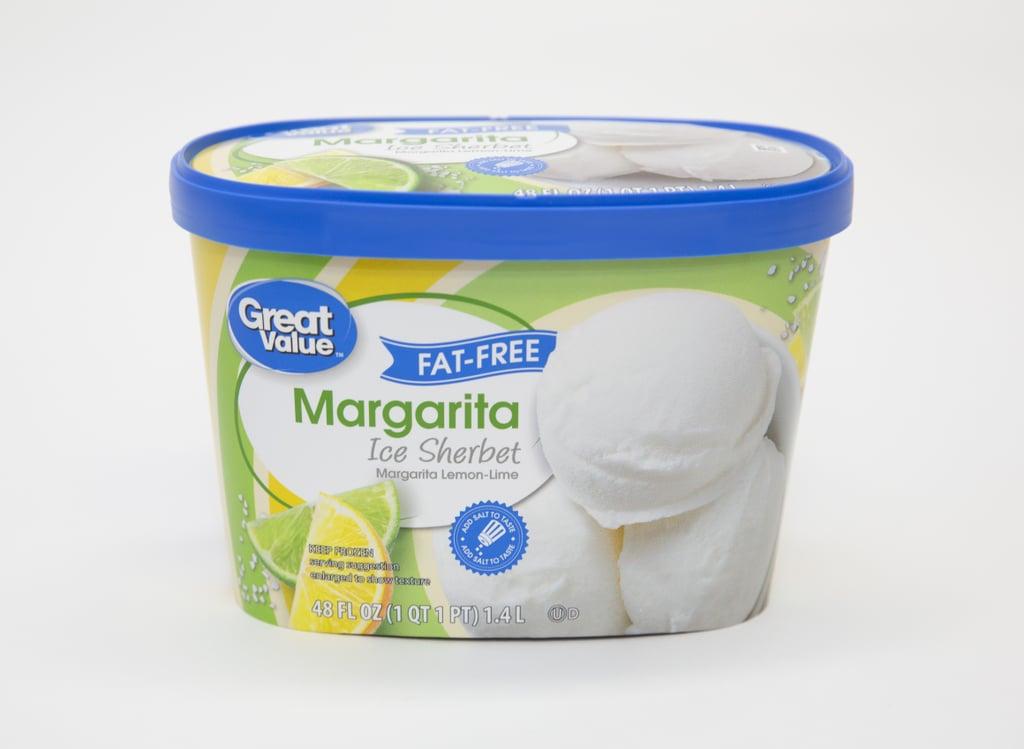 Walmart's Margarita Ice Cream