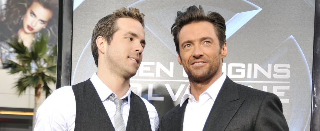 Hugh Jackman Uses Emmy Nomination to Roast Ryan Reynolds