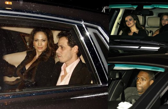 Mr. and Mrs. Cruise's LA Wedding Celebration
