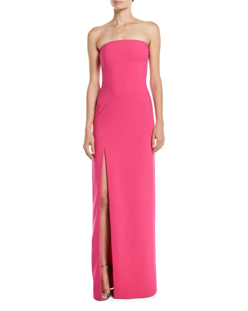Likely Palmer Strapless Gown