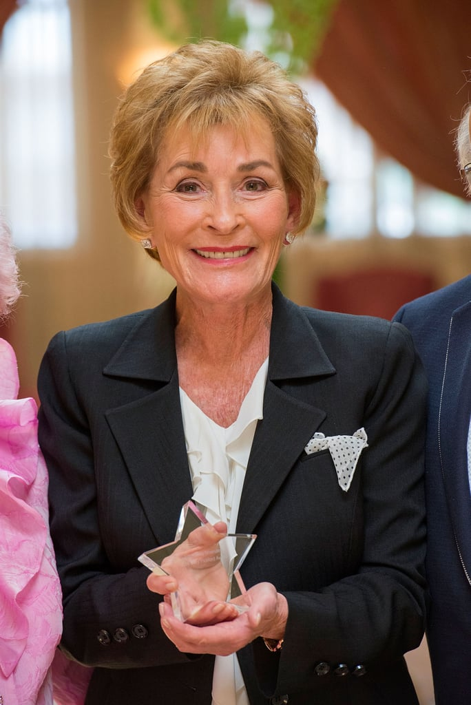 """Judge"" Judy Sheindlin: Oct. 21"