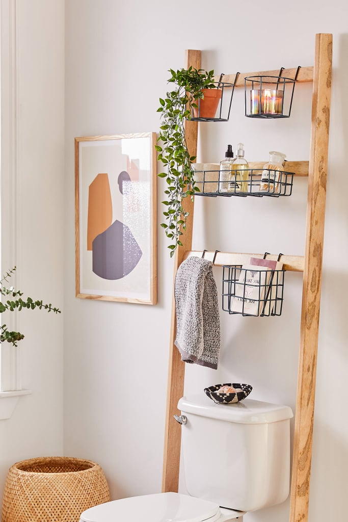 Devon Bath Leaning Storage Rack