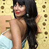 Jameela Jamil at the 2019 Emmys