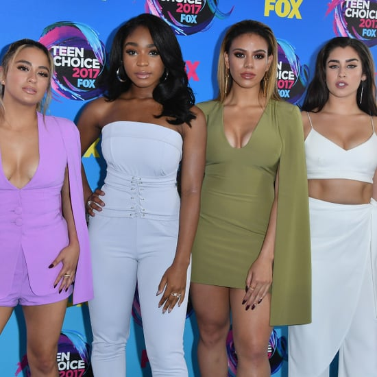 Fifth Harmony at the 2017 Teen Choice Awards