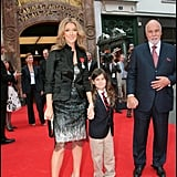 Celine Dion Family Pictures