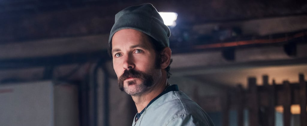 See the First Photos From Paul Rudd and Alexander Skarsgard's Mysterious New Netflix Movie
