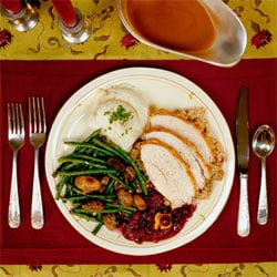 Holiday Eating Tip: Eating in Groups