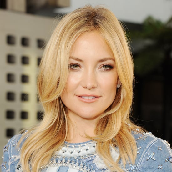 Kate Hudson Hair Tutorial