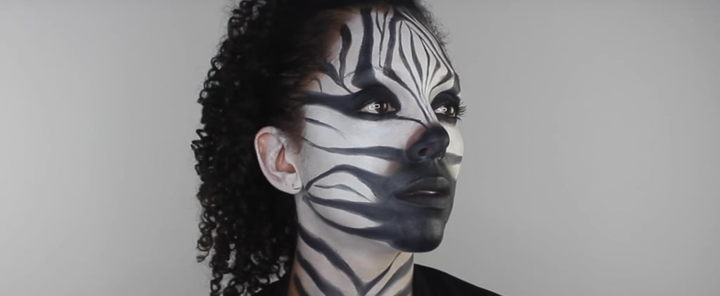 Rock Your Curls and Rule the Jungle With This Fierce Halloween Beauty DIY