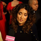 Salma Hayek Talking About Valentina and Wardrobe Malfunctions