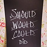 How a Chalkboard Can Help You Lose Weight