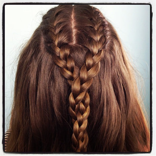 Super Cool Braids For Girls Popsugar Moms Short Hairstyles Gunalazisus