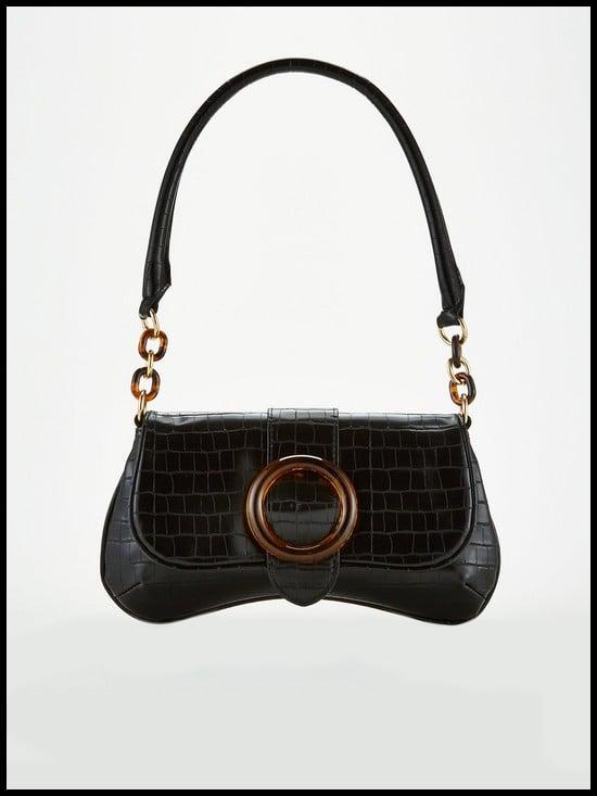 V by Very Carlie Slim Shoulder Bag